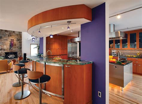 design of open kitchen open contemporary kitchen design ideas idesignarch 6599