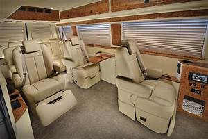 Van Conversion Companies Los Angeles All Promaster Conversions Seats