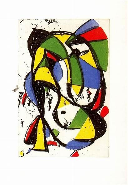Miro Joan Artist Unknown Title Titolo Sconosciuto