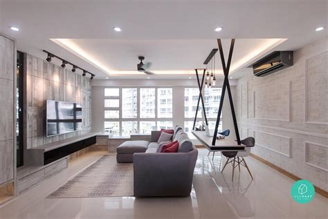 Home Design Ideas For Hdb Flats by 12 Must See Ideas For Your 4 Room 5 Room Hdb Renovation