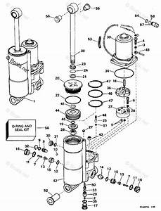 Johnson Outboard Parts By Year 1996 Oem Parts Diagram For