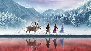 Frozen 2 2019 4k Wallpapers