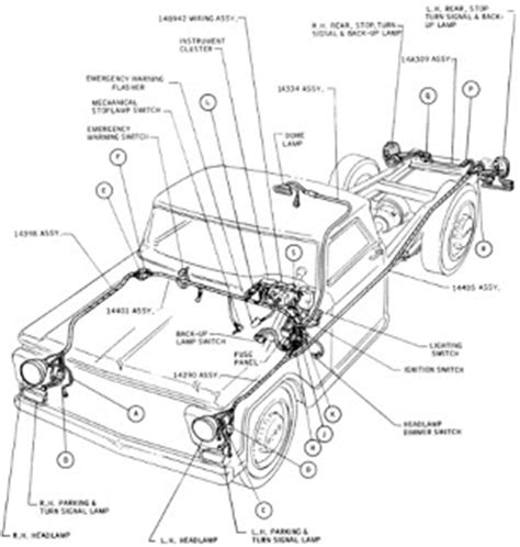Wiring Diagrams Ford Truck