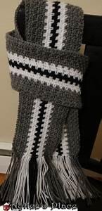 Men's Scarf Crochet Scarf for Men by AylleesPlace on Etsy ...