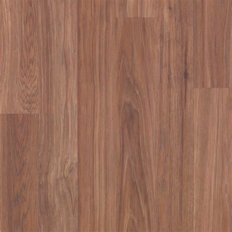 pergo hickory flooring pergo xp toffee hickory 8 mm thick x 7 1 2 in wide x 47 1 4 in length laminate flooring 22 09