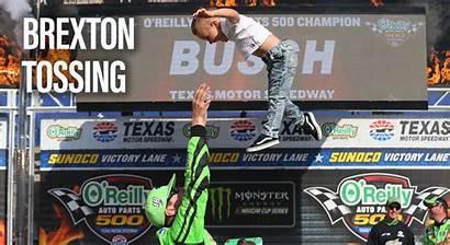 Nascar Most Busch Kyle Driver Paint Scheme