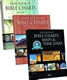 Rose Bible Charts Maps And Timelines Amazon Com Rose Book Of Bible Charts Maps And Time
