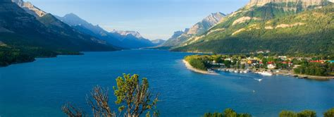 Waterton Boat by Parks Canada Bans Motorized Boats In Waterton Lakes Park