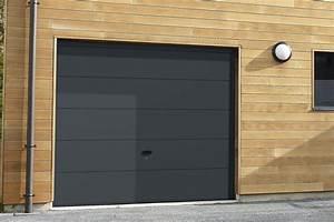 Porte De Garage Bois : porte de garage basculante novoferm ~ Melissatoandfro.com Idées de Décoration
