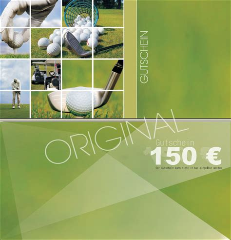 golf gutschein gedruckt oder zum downloaden