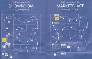simple floor plan dante godinho 39 s the ikea maze a literal spin on
