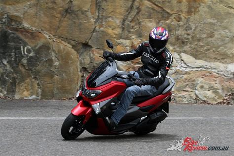 Nmax 2018 Model by Review 2018 Yamaha Nmax 155 Scooter Bike Review