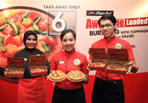 Awesomely Loaded Pizzas At Pizza Hut, Only At Rm6.90
