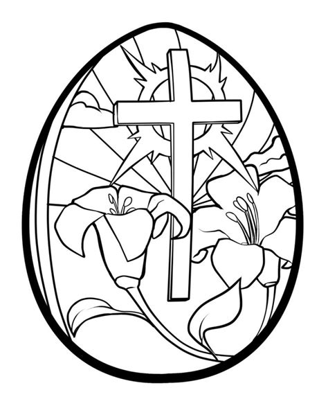 religious easter card templates religious easter coloring pages to and print for free