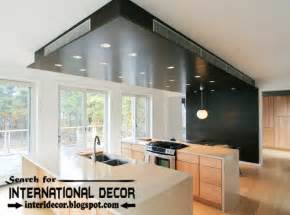 kitchen interior decor largest album of modern kitchen ceiling designs ideas tiles