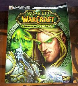 World Of Warcraft Game Manual Bradygames Battle Chest