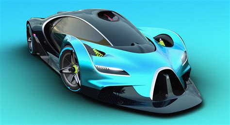 Bugati Car by Bugatti Supercar Concept By Adrian Biggins Motivezine