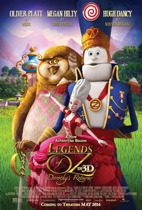 legends  oz dorothys return dvd release date redbox