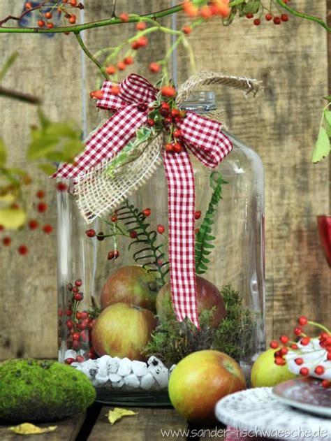 Herbstdeko Für Haus Und Garten by Herbstdeko F 252 R Den Tisch Herbstdeko Tisch Decken