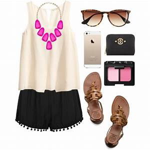 Look Stylish in Warm to Hot Weather - Outfit Ideas HQ