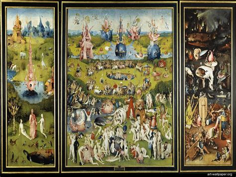in the garden of earthly delights history architectural terms test 3 history 1010