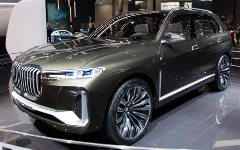 Electric Bmw X7 Suv Rumored