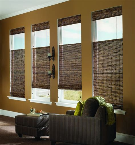 blinds  sunrooms woven wood shades  blinds