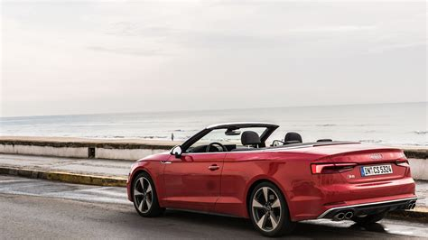 convertible audi first drive 2017 audi s5 cabriolet