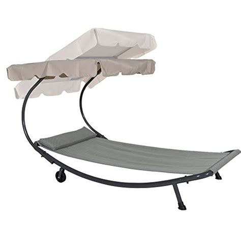 sun chaise lounge chairs abba patio outdoor portable chaise lounge chair hammock bed with sun shade and wheels furniture