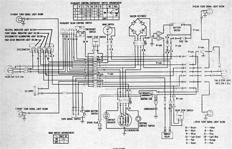 Honda Trail Wiring Diagram All About Diagrams