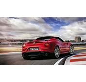 Alfa Romeo 4C Spider 2015 Wallpapers  HD