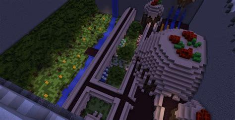Pudding Mineplex Castle Siege Map Minecraft Project