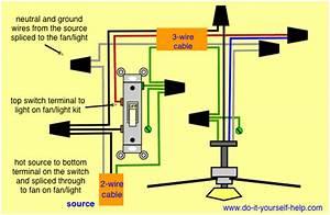 Wiring Fan Pull Chain