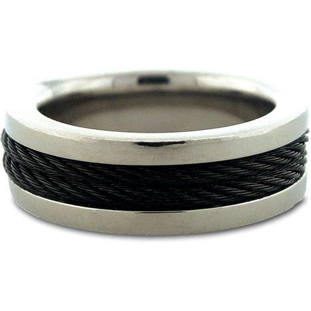 s stainless steel rubber band ring walmart