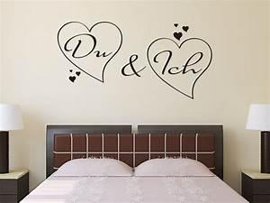 Wandtattoo schlafzimmer herz inspiration for Schlafzimmer tattoo