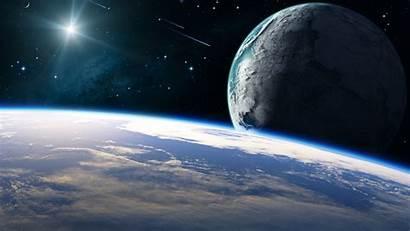 Aesthetic Desktop Space Backgrounds Dream Aesthetica Planet