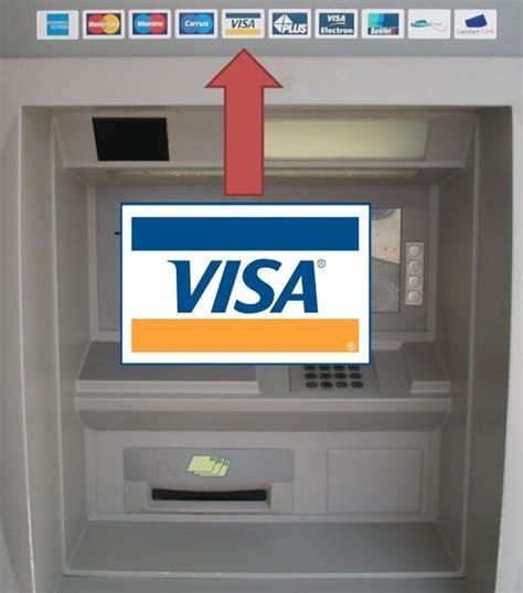 Visa Karte Geld Abheben