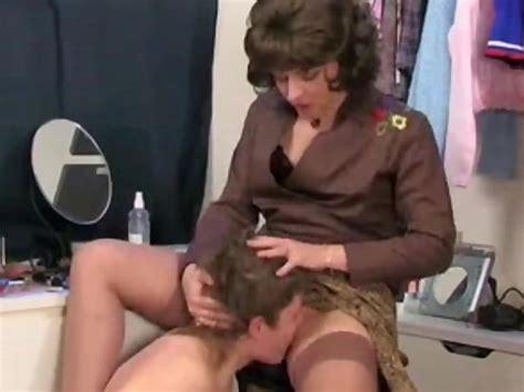 Caught Step Mom Panties