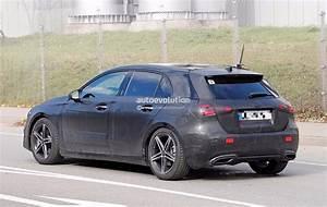 Mercedes Classe A 2018 : spyshots 2018 mercedes benz a class w177 benchmarking against 2017 vw golf 7 5 autoevolution ~ Medecine-chirurgie-esthetiques.com Avis de Voitures