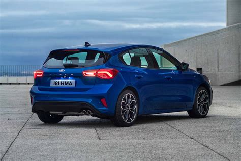 New 2018 Ford Focus Prices From £17,930  Motoring Research
