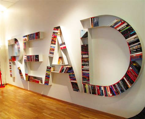 18 Insanely Cool Bookshelves You'll Want To Own  So Bad