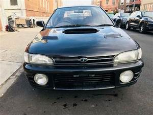 1993 Subaru Impreza Wrx Ej20 5 Speed 4wd Caged Upgraded