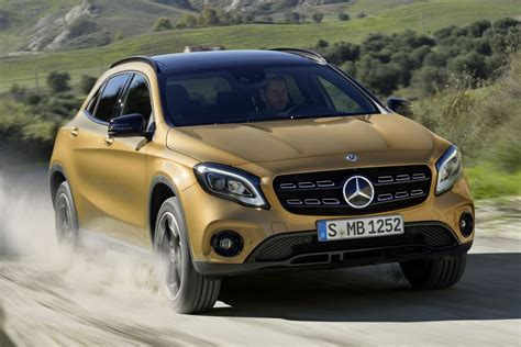 Modifikasi Mercedes Gla Class by Mercedes Gla Class 2017 Pictures 19 Of 35 Cars