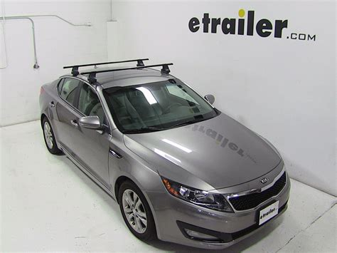 kia roof rack roof rack for 2013 kia optima etrailer