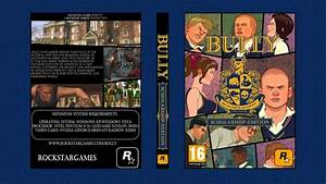 Bully: Scholarship Edition PC Box Art Cover by Kirill Karpuhin