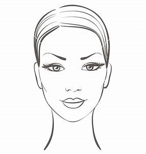Best Photos of Human Face Template - Blank Face Outline ...