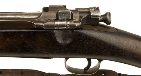Deactivated WWI Springfield Model 03.