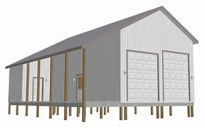 Woodwork Rv Storage Pole Building Plans PDF Plans