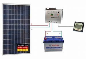 250w 12v 24v Solar Panel Charging Kit For Motorhome