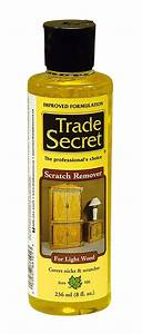 trade secret scratch remover light wood 236ml s the With wood floor scratch remover